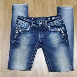 Miss Me Jeans skinny Sz 27